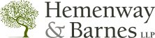 Hemenway and Barnes Logo PNG