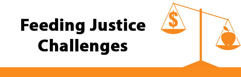 Feeding Justice Challenges