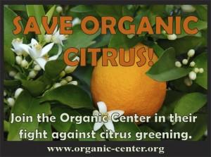 Save Organic Citrus