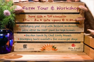 Farm Tour and Workshop at Coldwater Farm