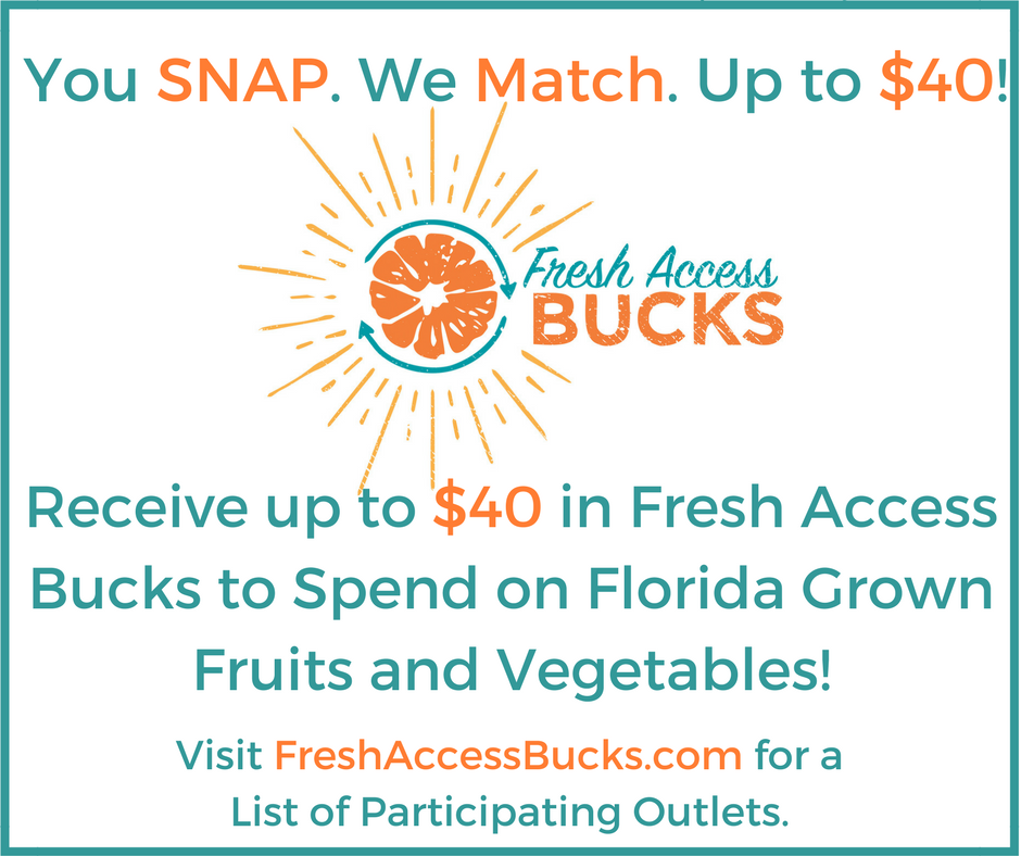 About Fresh Access Bucks