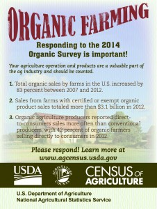 Organic survey image